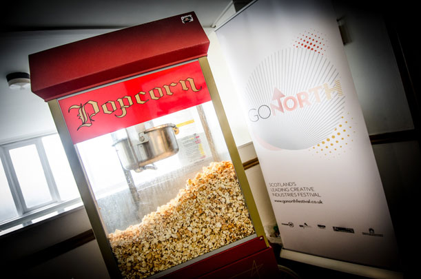 Popcorn, copyright Tim Winterburn/HIE